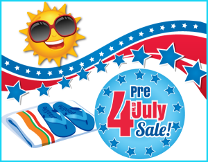 Pre July 4th Sale