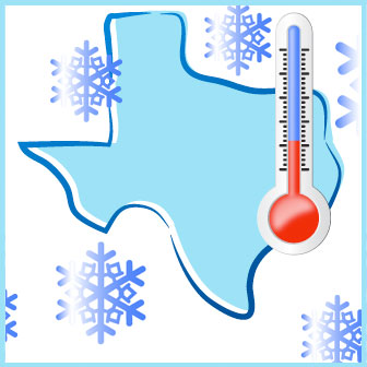 Freezes in North Texas