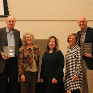 Gohlke Family Inducted into UNT Family Business Hall of Fame
