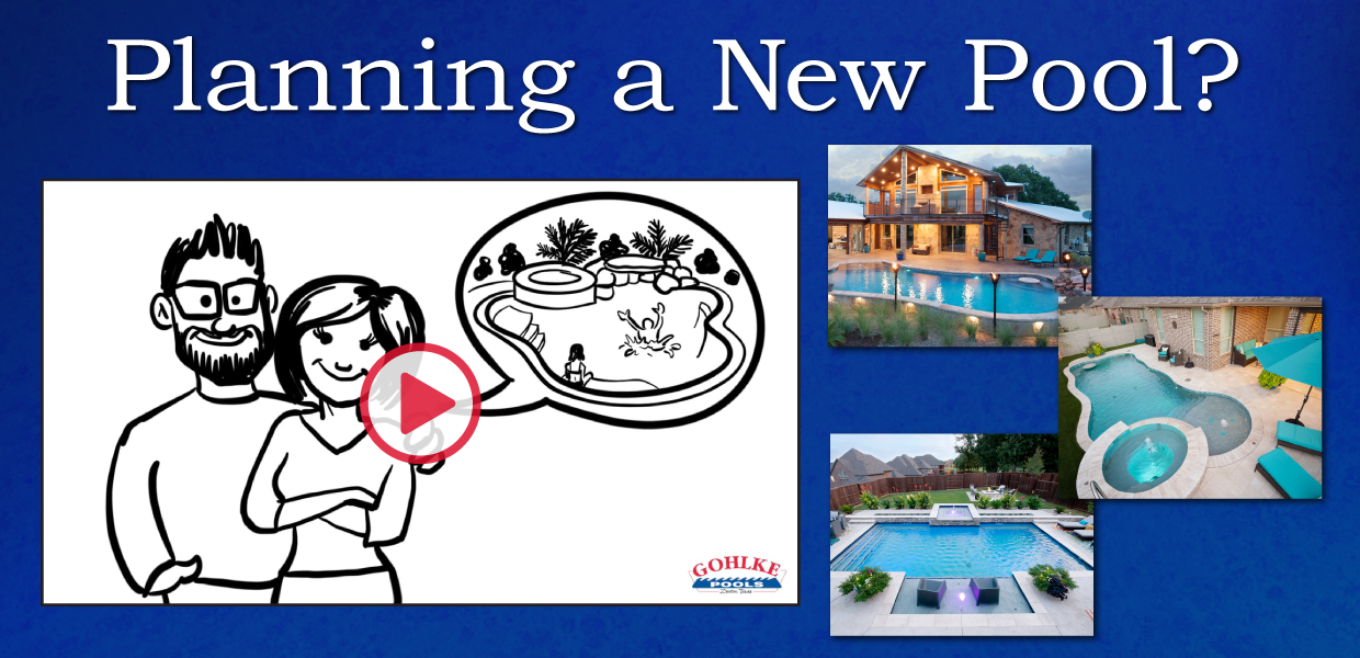Planning a New Pool?